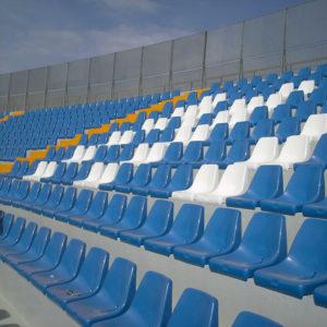 Impermeabilizzazione impianto sportivo