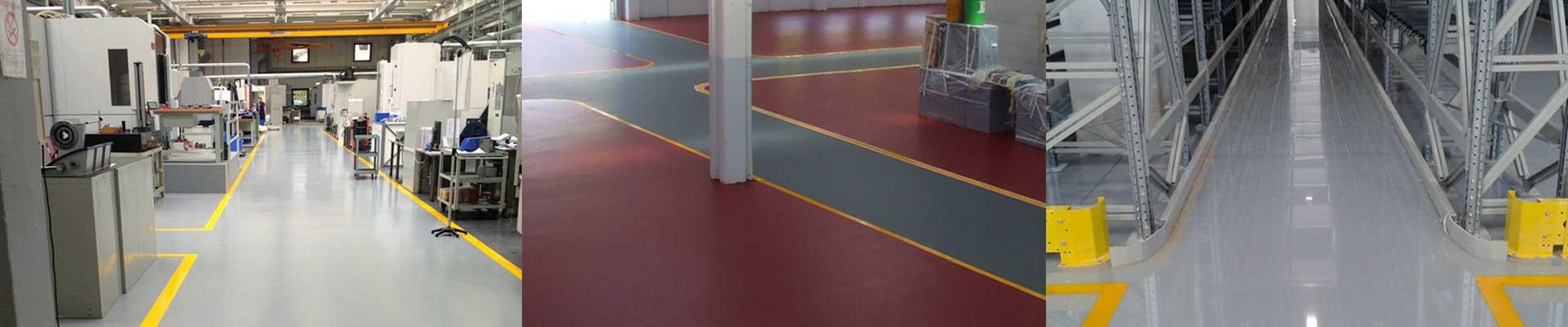 Resin System pavimentazioni