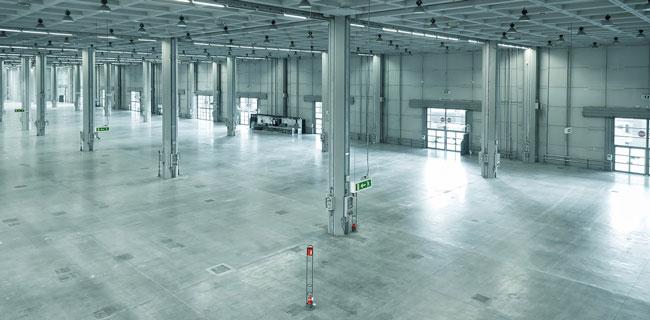 realizzazione pavimento industriale in calcestruzzo su pavimento esistente