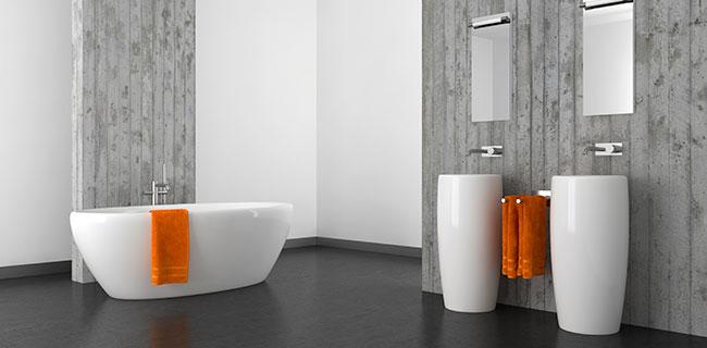 resina per bagni soluzione igienica, versatile e duratura