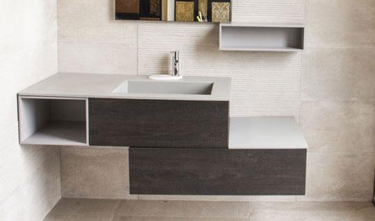 servizi di rivestimento in ceramica bagno