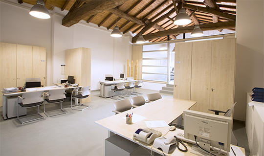 Uffici Cremona ResinSystem Italia