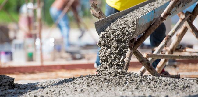 realizzazione pavimenti per esterni in calcestruzzo