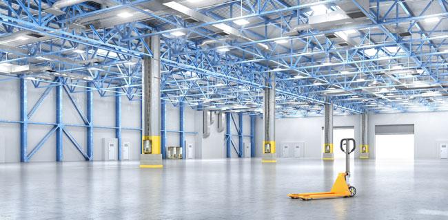 pavimenti industriali in resina e microcementi
