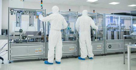 resina per industrie chimico-farmaceutiche
