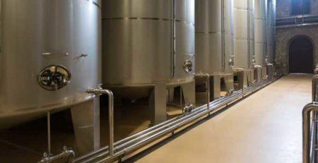 Pavimenti in resina per settore alimentare
