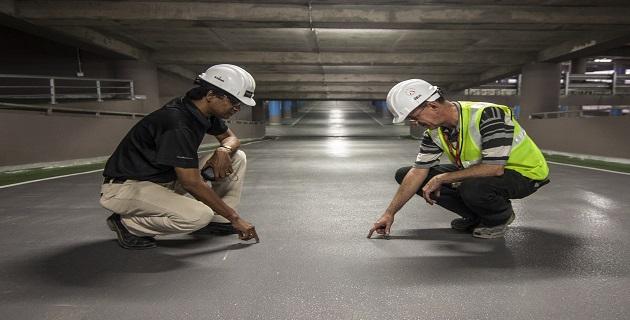 realizzazione pavimenti industriali in resina