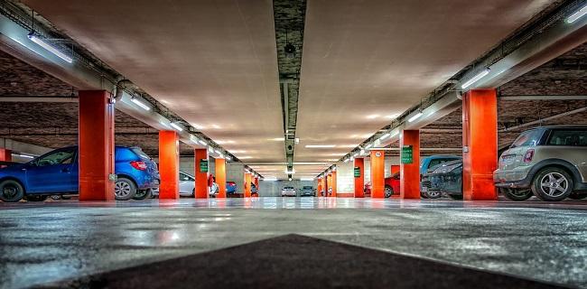 pavimentazione per parcheggi aziendali