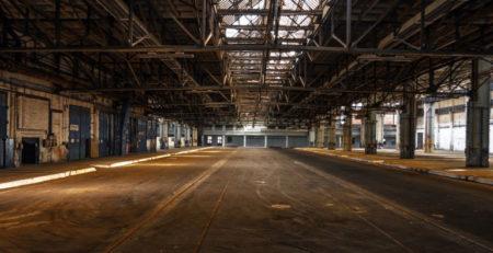 riqualificazione edifici industriali
