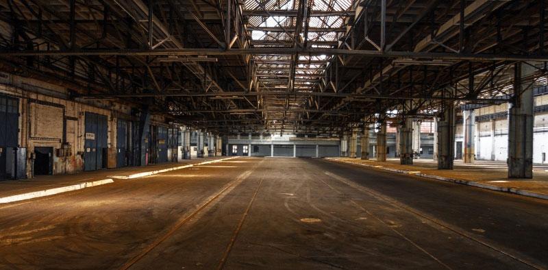 riqualificazione edifici industriali in disuso