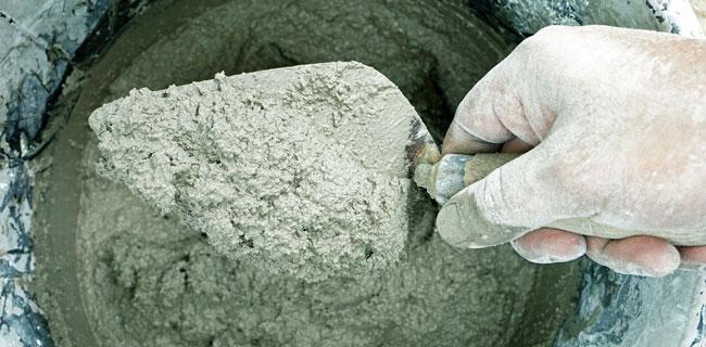 la storia del cemento