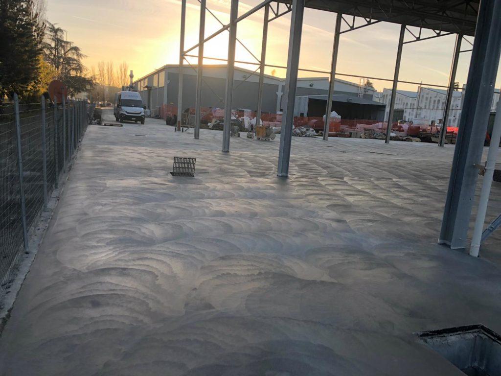 sostituzione pavimenti in calcestruzzo