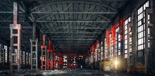 ristrutturazione capannoni industriali