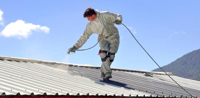 impermeabilizzazione tetto industriale