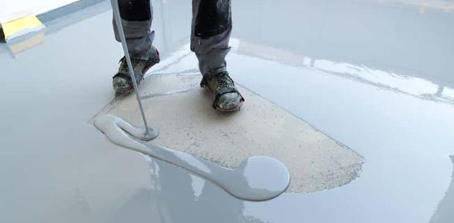 Resina per pavimenti esterni