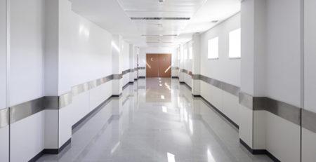 pavimento adatto agli studi medici
