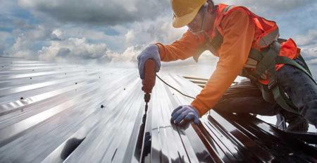 rifacimento tetto industriale