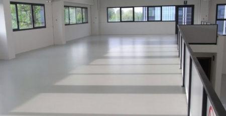 pavimento in resina poliuretanica